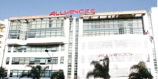 Groupe Alliances: chute du RNPG