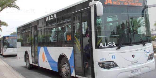Casablanca-Bus: C'est parti pour Alsa