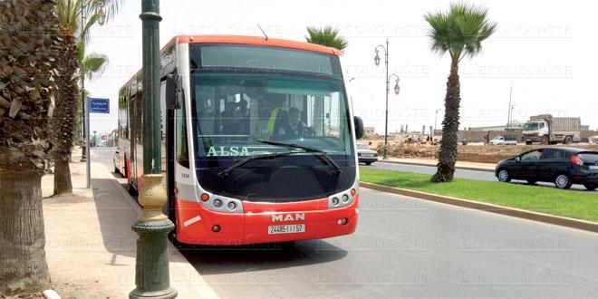 Rabat/Transport urbain Démarrage demain de la nouvelle société des bus