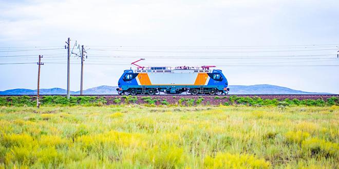 ONCF: Alstom livre la 1ère locomotive Prima