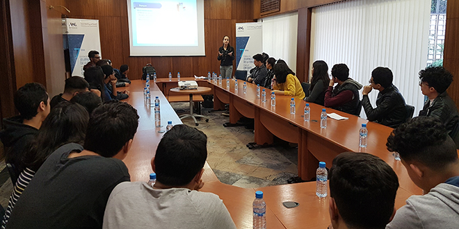 Finance : L'AMMC initie les lycéens