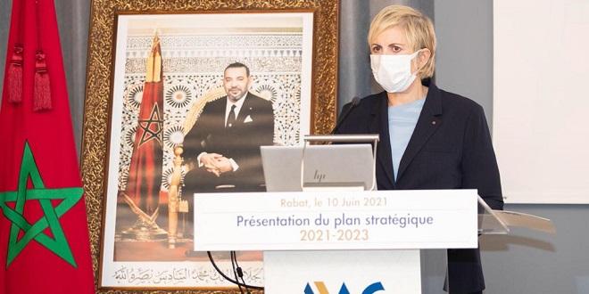 L'AMMC présente son plan stratégique 2021-2023