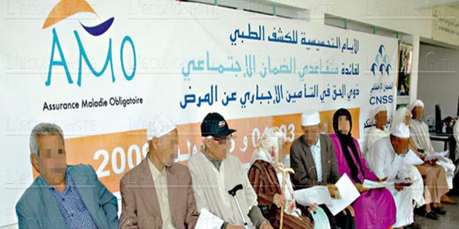 AMO: Hausse de 6,6% des bénéficiaires