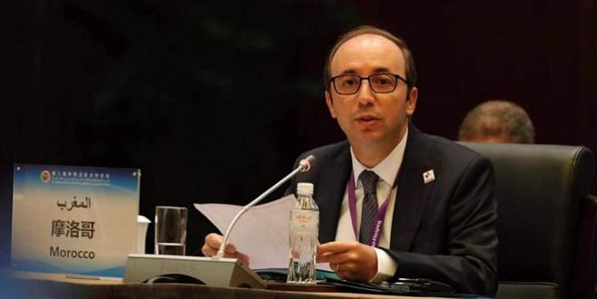 Santé: Doukkali s'entretient avec son homologue chinois
