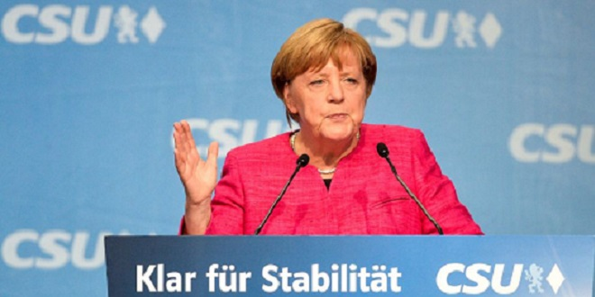 Législatives allemandes : Merkel gagne, mais…