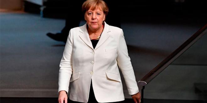 Merkel en visite en Algérie