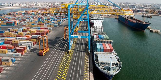 ANP: Hausse de 9,3% du trafic des conteneurs