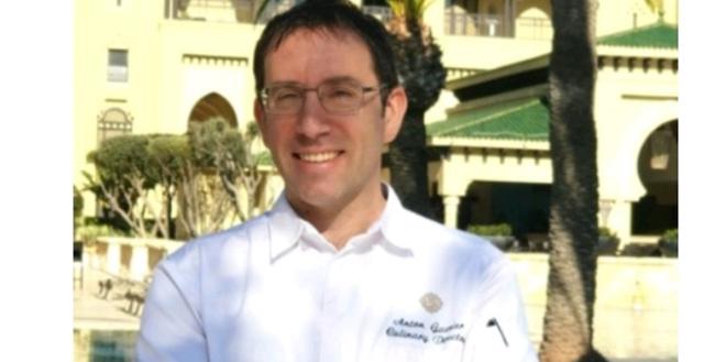 Mazagan nomme un nouveau directeur culinaire