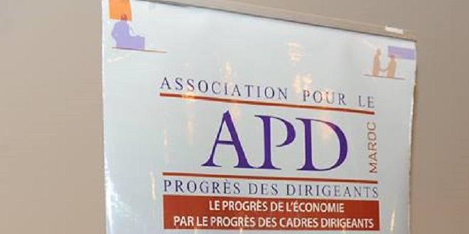 L'APD s'installe à Rabat