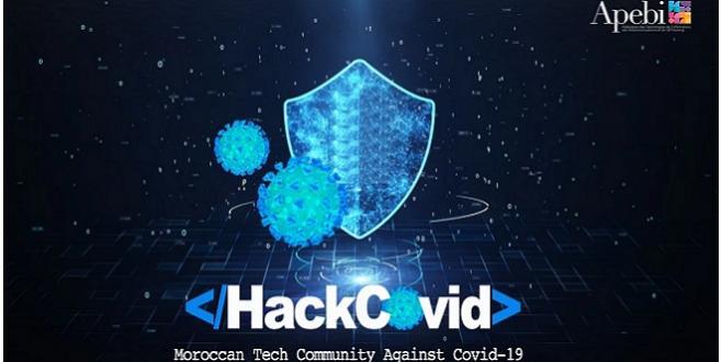 Hackcovid: L'APEBI retient 17 projets pour la 1re cuvée