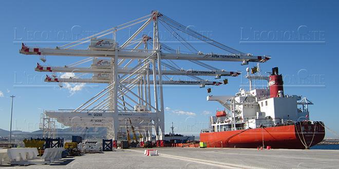 Tanger Med II : 400 m supplémentaires de quai pour APM