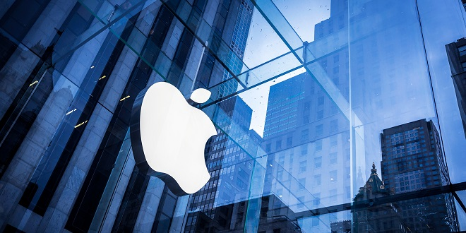 Capitalisation boursière : Apple au top