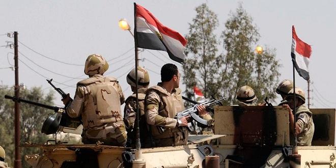 Egypte : 12 terroristes abattus