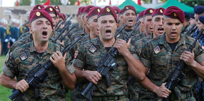 France: aide militaire de 14 millions d'euros au Liban