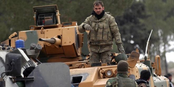 La Turquie pilonne des positons kurdes en Syrie