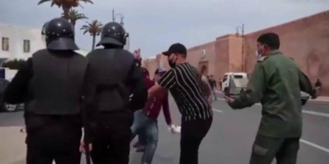 Violence lors d'un Sit-in des enseignants: interpellation du suspect
