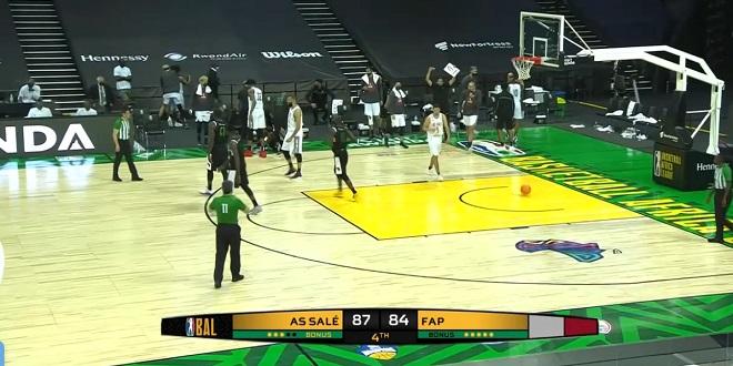 Basketball Africa League: L'AS Salé démarre par une victoire | L'Economiste