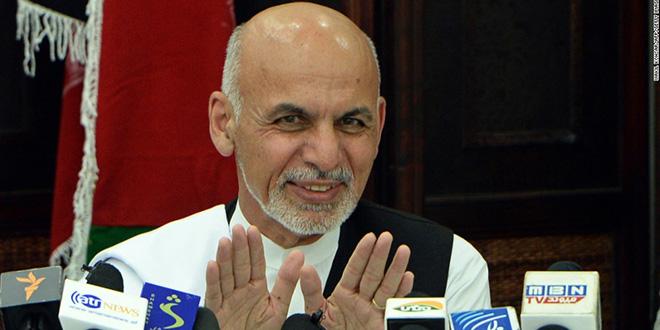 Le président afghan visé par des tirs de roquettes