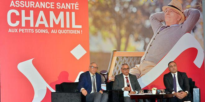 """Assurance maladie: SANAD lance """"Santé Chamil"""""""