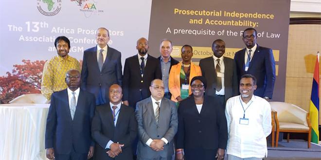 Association des procureurs d'Afrique : Le Maroc élu
