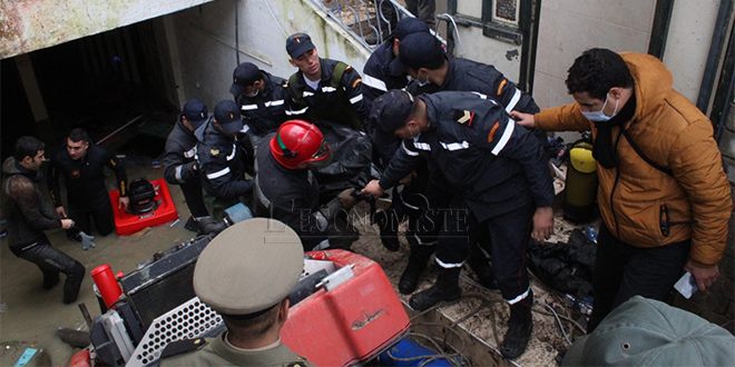 Tanger: Un 25e cadavre est repêchée dans l'atelier clandestin
