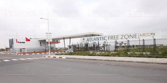 Extension de la zone d'accélération industrielle de Kénitra