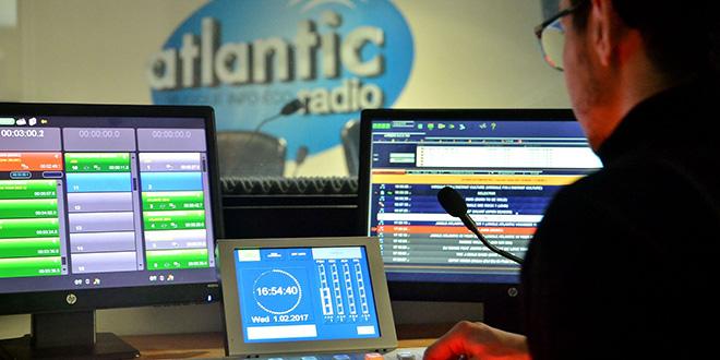 La journée nationale de la sécurité routière sur Atlantic Radio.