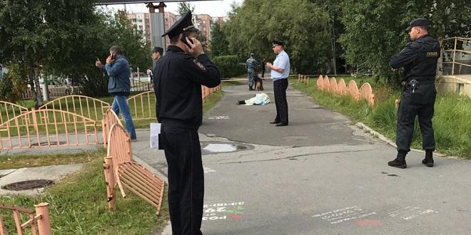 Attaque au couteau en Russie
