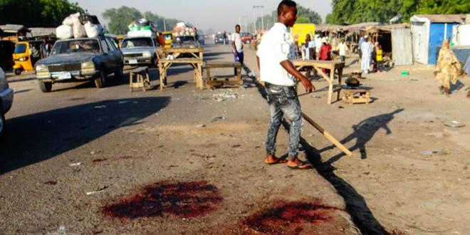 Nigeria: Un triple attentat suicide fait 19 morts et 70 blessés