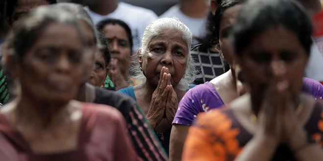 Sri Lanka: le bilan s'alourdit