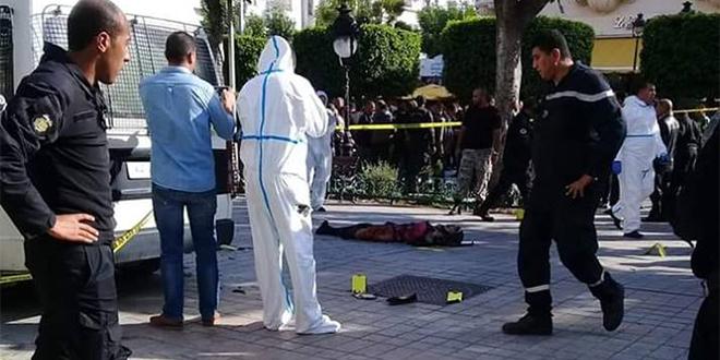 Une femme se fait exploser à Tunis