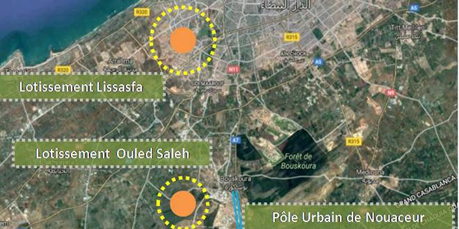 Casablanca : L'Agence relance la vente des lots