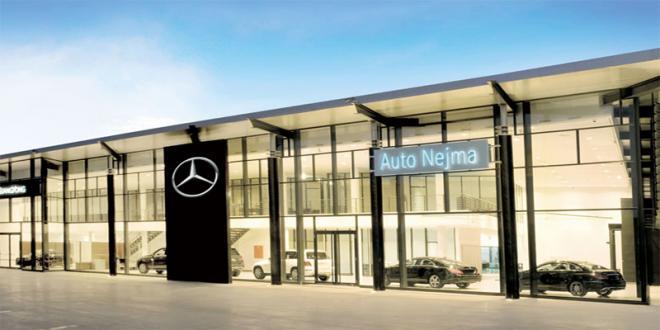Auto Nejma : Repli du résultat net