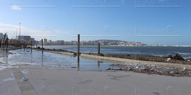 Tanger : De fortes averses en attendant l'hiver
