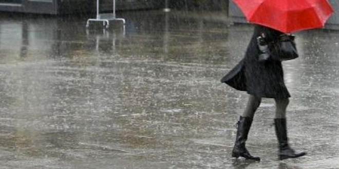 ALERTE METEO : Averses orageuses localement fortes et rafales de vent