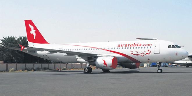 Air Arabia va renforcer sa flotte au Maroc