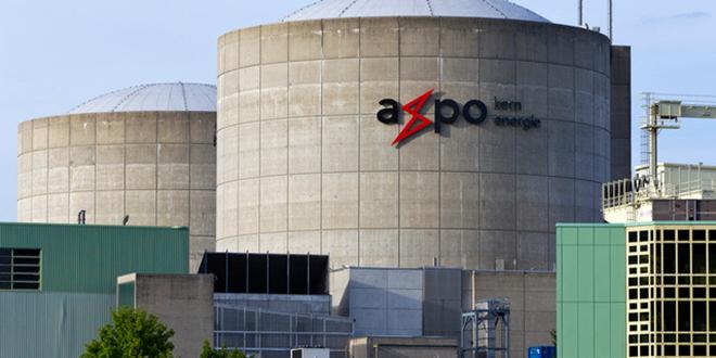 Suisse : la plus vieille centrale nucléaire du monde à l'arrêt pour travaux