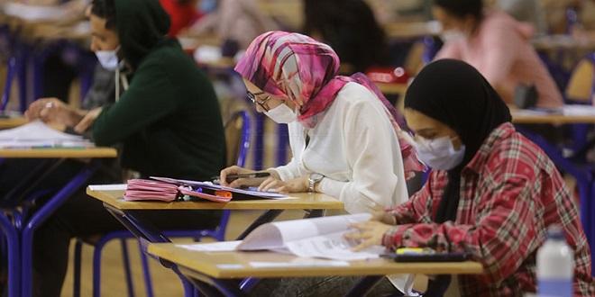 Rabat: Plus de 73.000 candidats au baccalauréat au niveau de la région