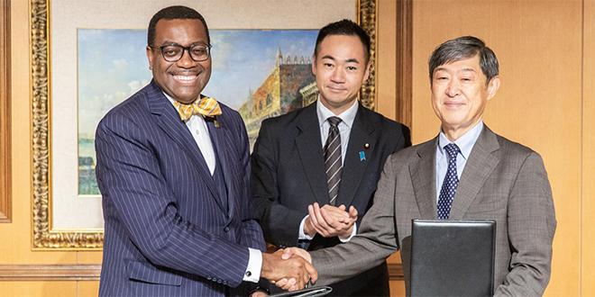 La BAD et le Japon s'unissent pour le secteur privé africain