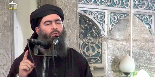 La mort d'Al Baghdadi confirmée