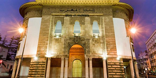 Bank Al-Maghrib: Repli du taux débiteur moyen