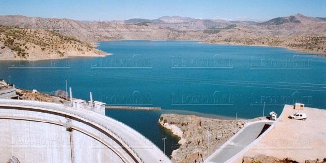 Barrages: Le taux de remplissage baisse