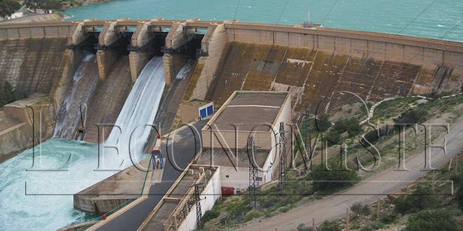 Marrakech-Safi: taux de remplissage des barrages de plus de 56 %