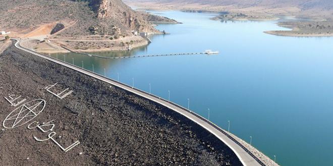 Grands barrages: Le Maroc vise les 27 milliards de m3 d'eau