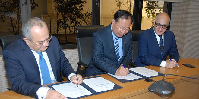 BMCE BOA s'allie à China Development Bank