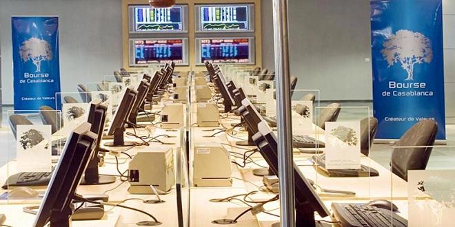 Bourse de Casablanca : Le résultat net en repli de 41%