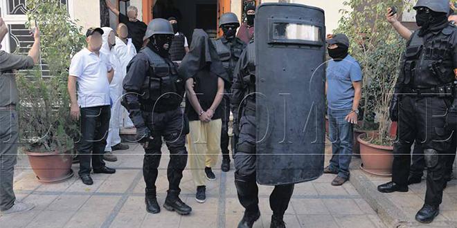 Cellule terroriste démantelée à Fès : De nouvelles arrestations