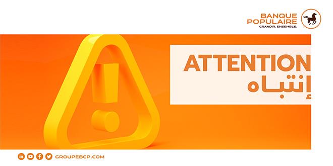 Arnaques sur internet: BCP alerte
