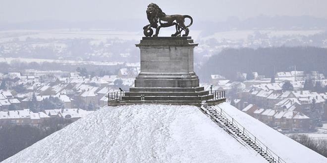 La Belgique se prépare à une vague de neige