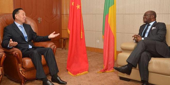La Chine, premier client du Bénin